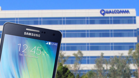 Galaxy A5 i siedziba Qualcomma