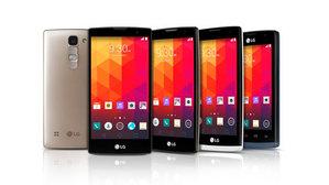 LG Magna, Spirit, Leon, Joy