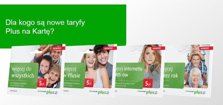 Więcej w Plus na Kartę, czyli wreszcie LTE dla każdego ...