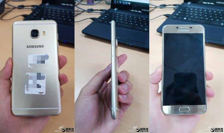 Galaxy C5 I C7 Czyli Samsung Szykuje Konkurentow Dla