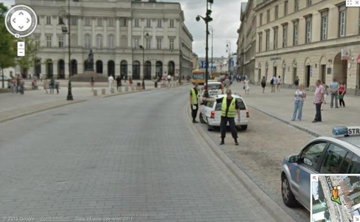 Google Street View Juz W Polsce Pozytywnie Zaskakuje