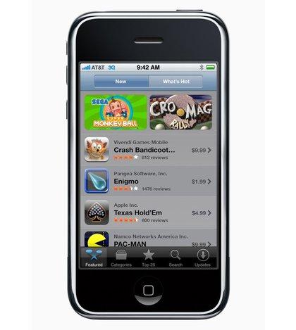 Mobilne porno na iPhonea