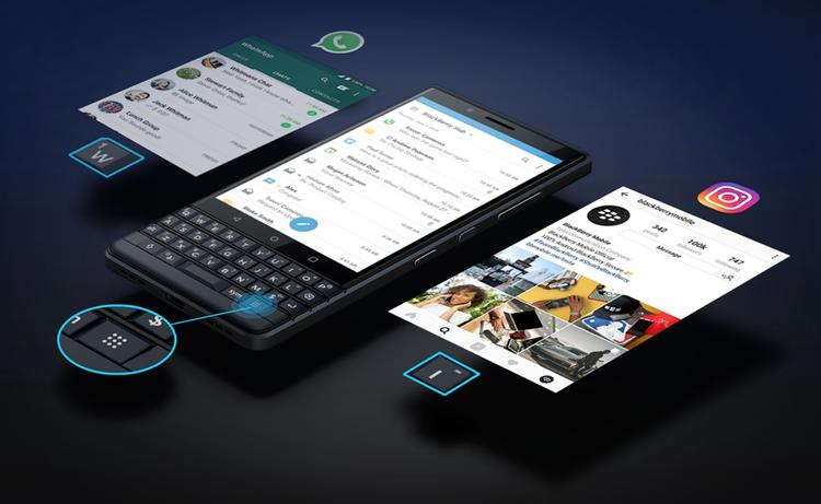 BlackBerry KEY2 LE oficjalnie  Biznesowy smartfon z QWERTY w