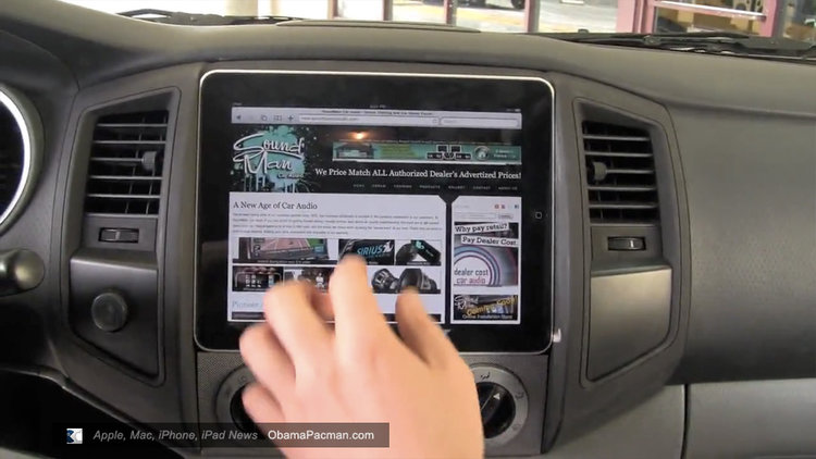 Zapomnij O Nawigacji Do Samochodu Zabierz Tablet