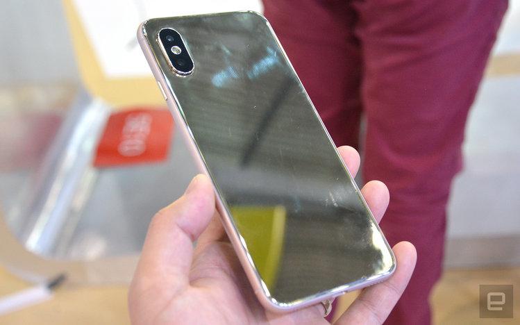 Bardzo dobryFantastyczny Hotwav Symbol S3 - chińska podróbka iPhone'a X   Komórkomania.pl VL27