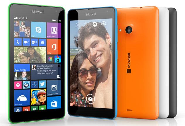 Microsoft Lumia 535 Oficjalnie Komorkomania Pl