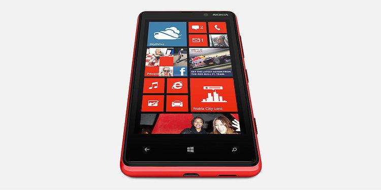 Nokia Lumia 720 Vs 920 Nokia Lumia 820 - dane...