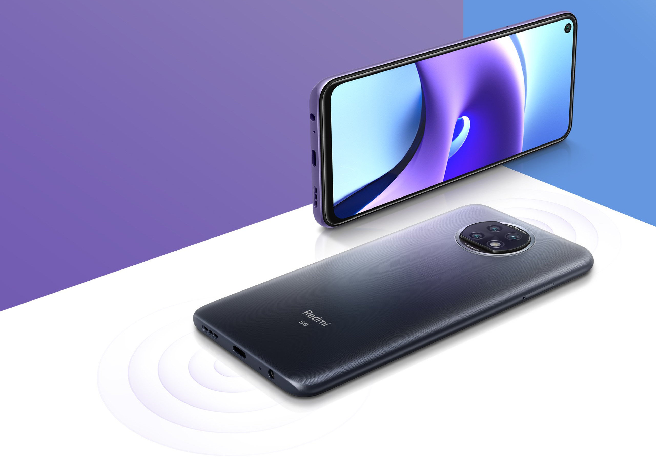 Redmi Note 9T has a 5G modem, but there were some compromises