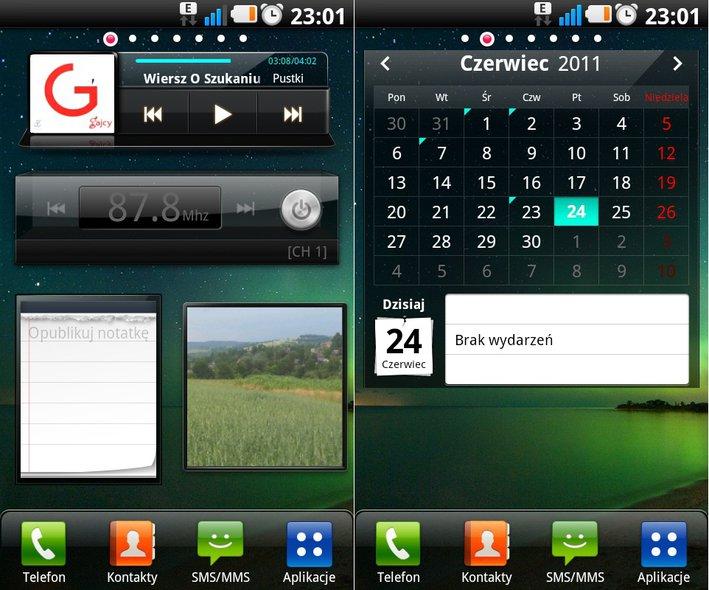 Lg Swift 2x Test Cz 2 Oprogramowanie Komórkomaniapl